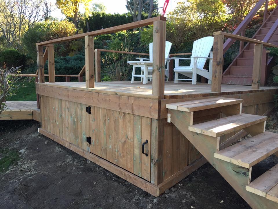 Deck Builders Sarnia Lambton
